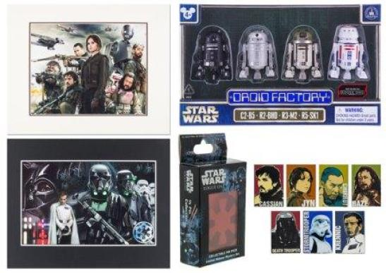 star wars force friday disney parks merchandise