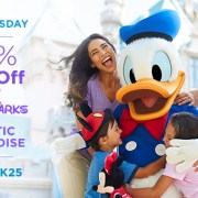 TODAY ONLY: Disney Store Offers 25% Off Disney Parks Merchandise