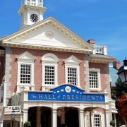 Magic Kingdom's Hall of Presidents will be Closed for Extended Period