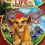Disney Junior's The Lion Guard: Life in the Pride Lands DVD