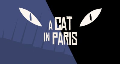 A Cat in Paris (2010)