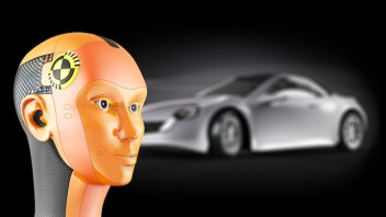 AI in autonomous cars to be considered as the legal 'driver'