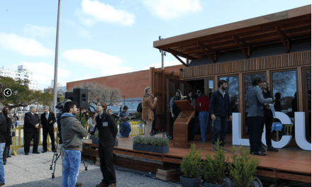 El Uruguay de las casas verdes