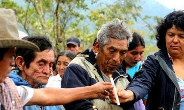 Expediente de Berta Cáceres se filtra en redes tras ser robado