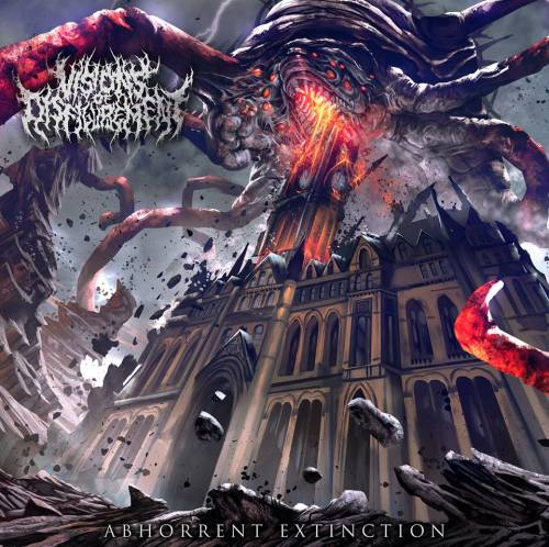 Visions of Disfigurement - Abhorrent Extinction