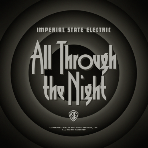 All Through The Night - Imperial State Electric