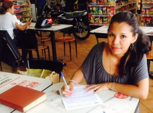 Licda Carrion Martinez Distribuidor 4life en Posoltega