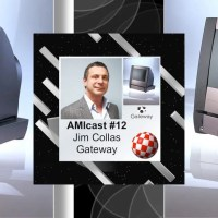 Jim Collas ex-Gateway 2000 CEO Interview by AMICast Podcast