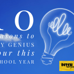 Genius Hour might be the spark your students need to boost engagement and produce independent learners. Here are some reasons to try it. (Public domain photo via Pixabay.com)