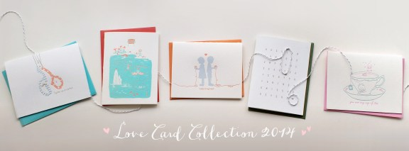 Love Card Collection 2014 - A Journey of Love