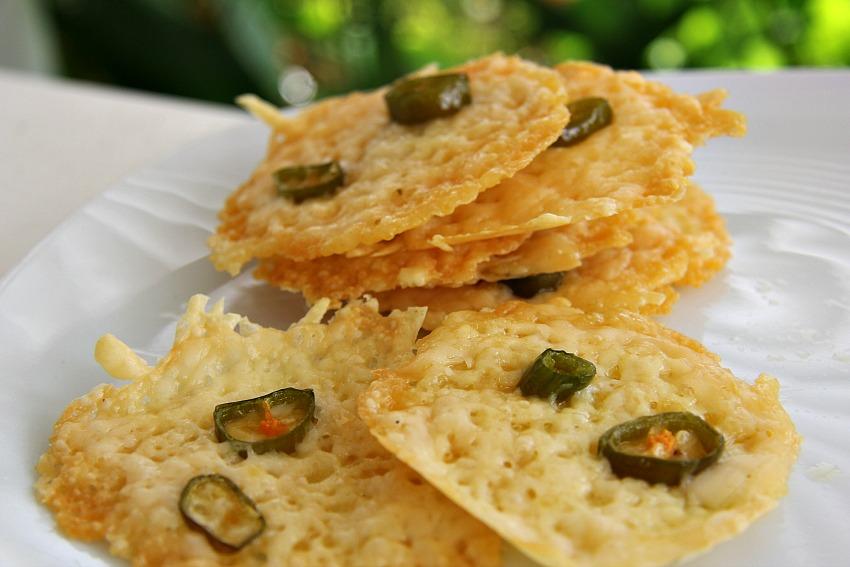 Cheese Jalapeno Crackers
