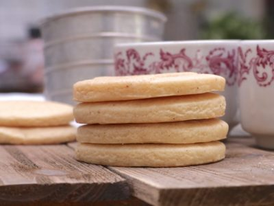 Deep South Old-Fashioned Tea Cakes Recipe   Divas Can Cook
