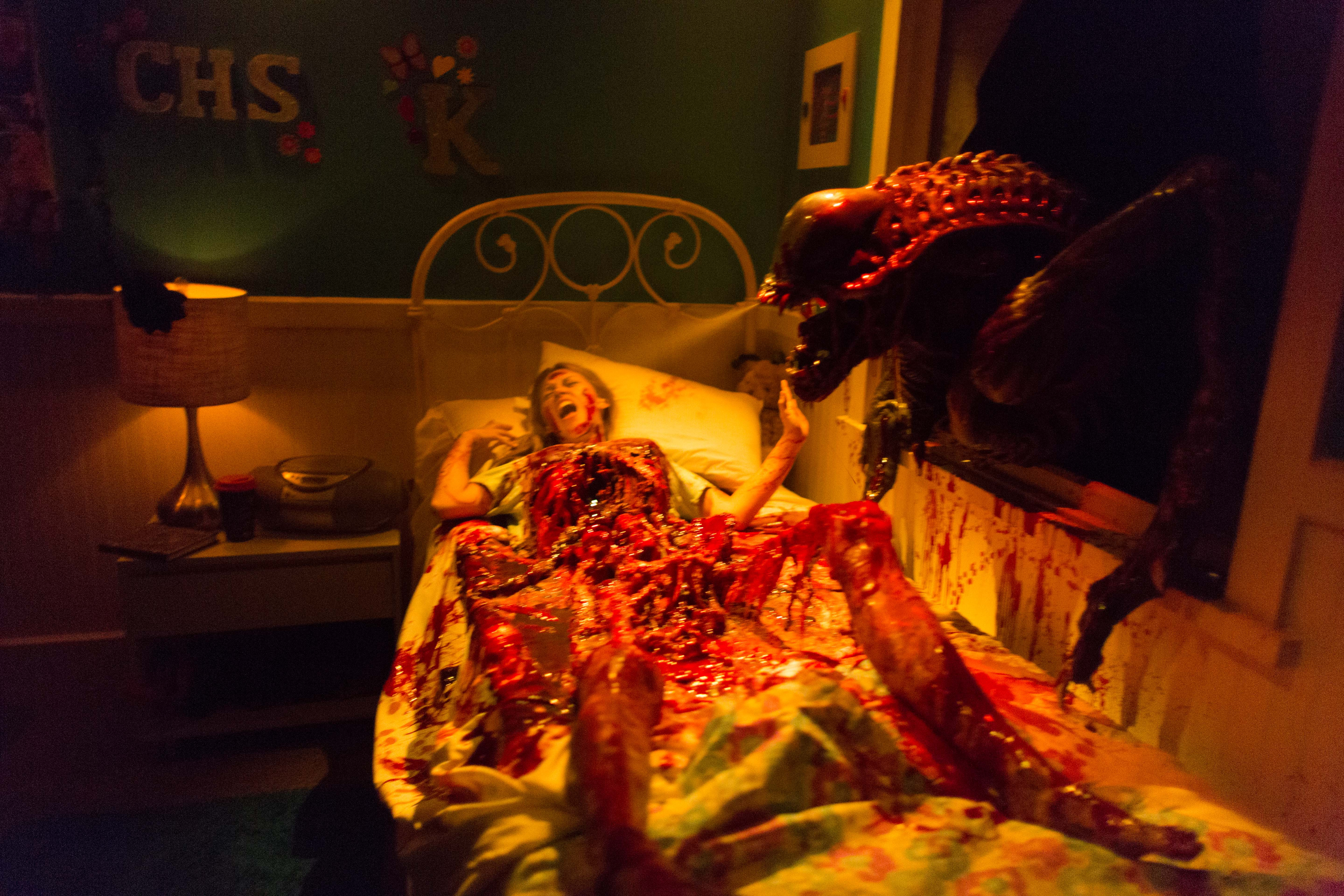 Time to Get Scared: Universal Studios' Halloween Horror Nights ...
