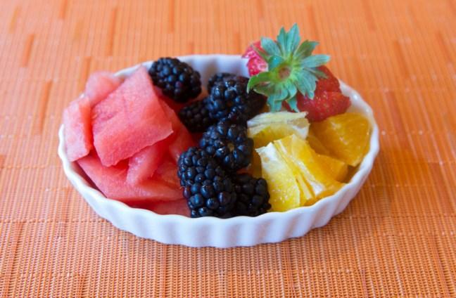 Santa Fe Sunrise Springs fruit