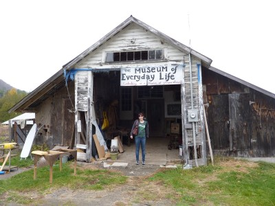 Glover, Vermont: The Museum of Everyday Life | Diverting ...