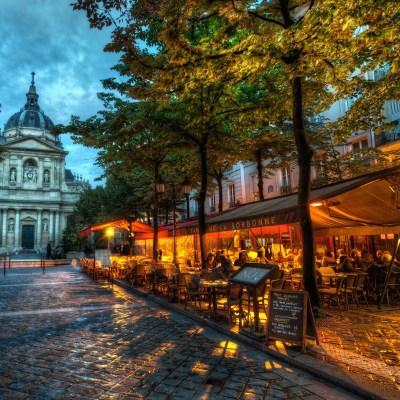 ヨーロッパの街並み   iPad/タブレット壁紙ギャラリー