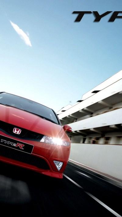 EU Honda Civic Type R iPhone 5 Wallpaper | スマホ壁紙/iPhone待受画像ギャラリー