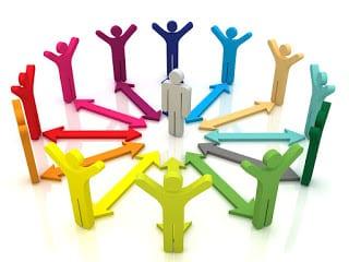 Capital Social tem a ver com o conhecimento que você expões, as pessoas com quem se relaciona e os problemas que você resolve.