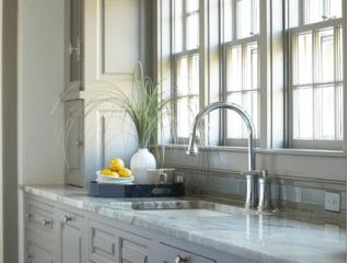 Quartzite :Nantucket Kitchen