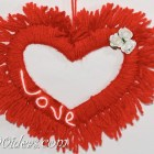 How to make yarn heart