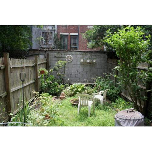 Medium Crop Of Small Landscaped Backyards