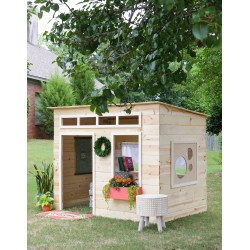 Antique Diy Backyard Playhouse Outdoor Woodworking Projects You Can Make Yourself Diy Backyard Ideas Diy Backyard Brick Barbecue Ideas