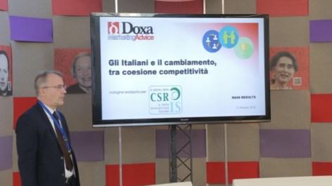 Massimo Sumberesi, Head of Doxa Marketing Advice