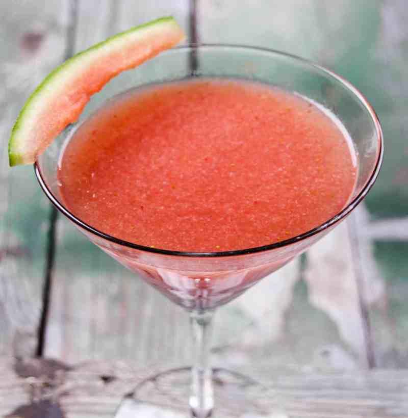 Large Of Watermelon Vodka Drink