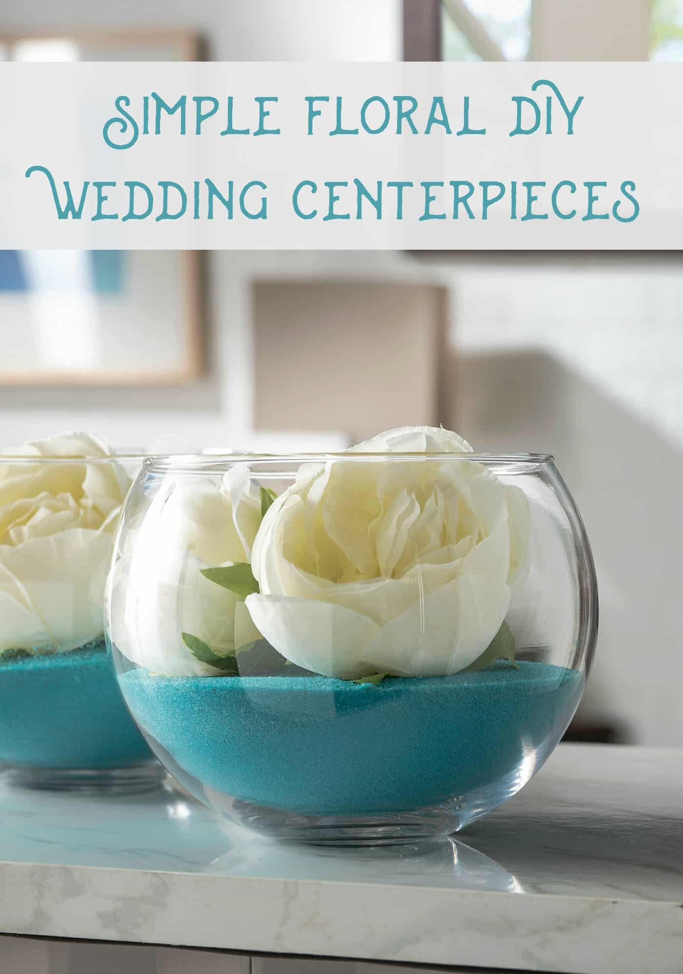 glowing floral diy wedding centerpieces centerpieces for wedding Learn how to make these simple and beautiful DIY wedding centerpieces in a matter of minutes