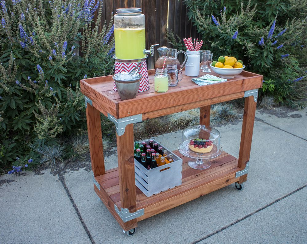 Fullsize Of Outdoor Bar Cart