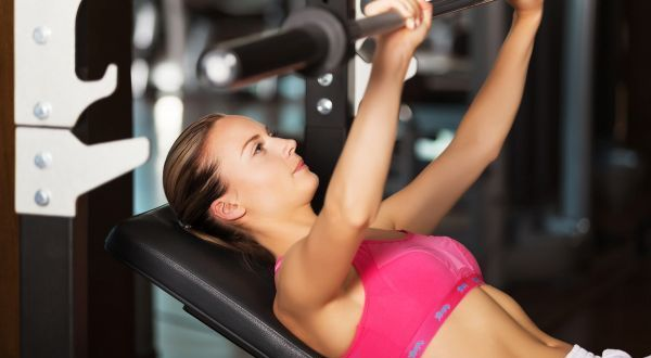 homemade gym