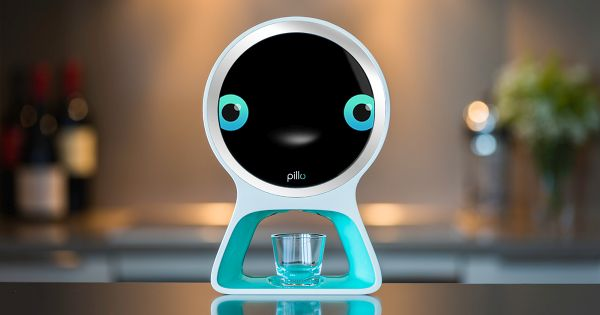 pillo-is-a-smart-robot-designed