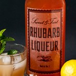 rhubarb liqueur tn