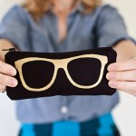 glasses case stencil 13