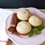 rhubarb muffins 1