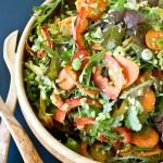 asian salad 2