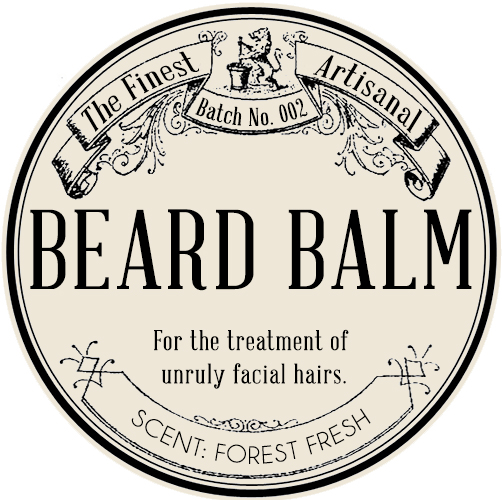 Make this DIY beard balm as a gift for the bearded men in your life.