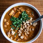 Vegan West African Peanut Soup
