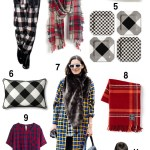 Outfits and Interiors: Plaid