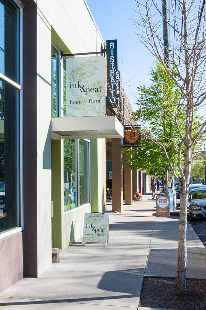 North Portland shop Ink & Peat