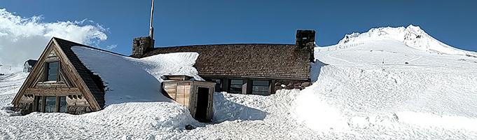 Field Trip: Timberline Lodge