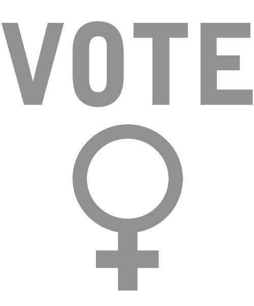 vote stencil
