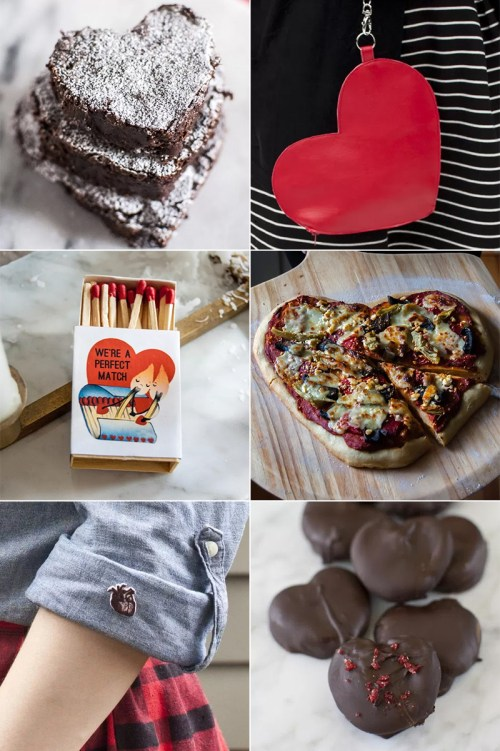 Valentine's Day DIY and recipe ideas