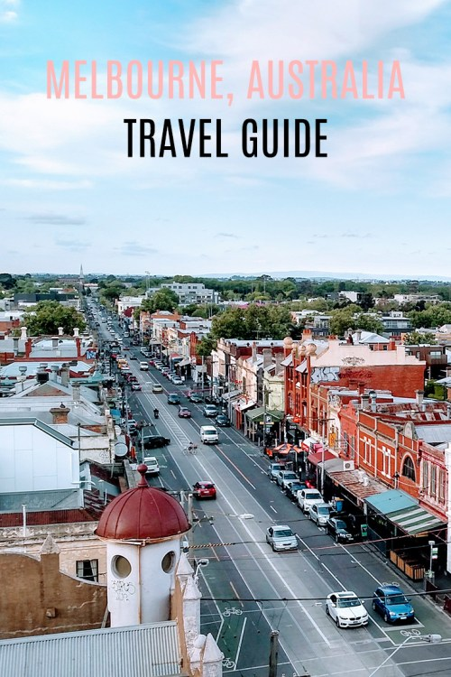Melbourne travel guide