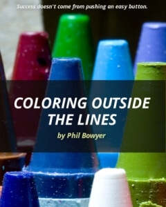 "If You're Stuck in a Rut, Read ""Coloring Outside the Lines"""