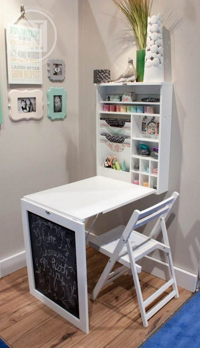 murphy craft table murphy kitchen table DIY Murphy Craft Desk