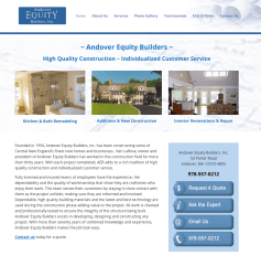 Andover Equity Builders