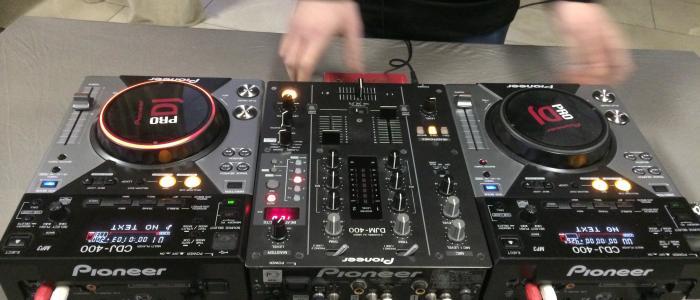 Pioneer DJ set Zwolle