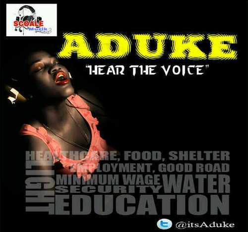 art 20work [#ACE  VIDZ] Aduke   HEAR THE VOICE [Video Premiere]