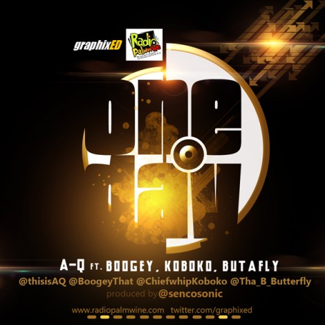 a q ft boogey koboko butafly one day prod by sencosonic artwork A Q ft. Boogey, Koboko n Butafly ONE DAY [prod. by Sencosonic]